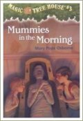 magic tree house, mummies in the morning