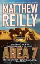 area 7,matthew reilly