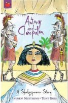 shakespeare for kids, antony and cleopatra