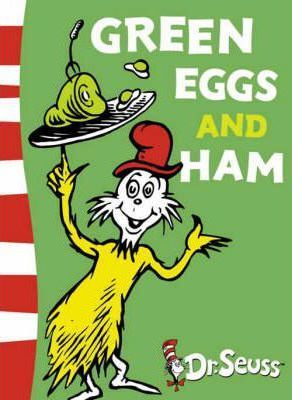 green eggs and ham, dr seuss