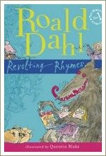 poetry for kids, revolting rhymes