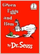 green eggs and ham, dr seuss books