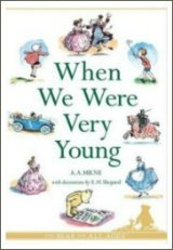 when we were very young, a a milne