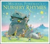 childrens poetry books, michael foremans nursery rhymes