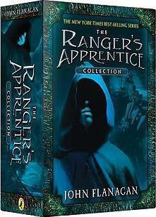 rangers apprentice, john flanagan