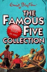 the famous five, enid blyton