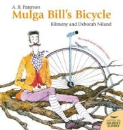 banjo paterson, mulga bills bicycle