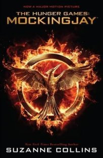 the hunger games books, mockingjay