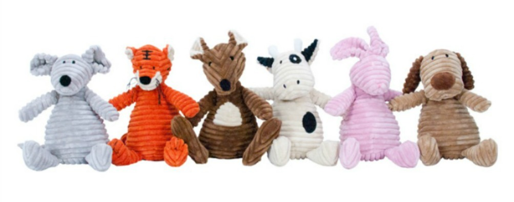 soft toys, baby book gift basket