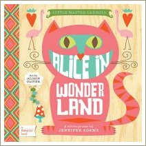 little master carroll, alice in wonderland