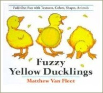 fuzzy yellow ducklings, best books for babies