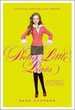 pretty little liars, books for teen girls