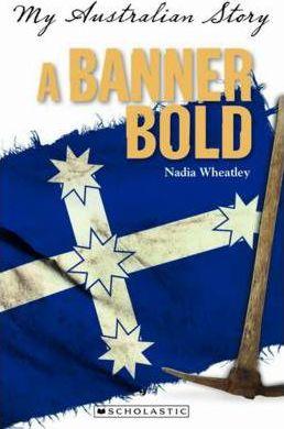 a banner bold