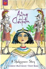 shakespeare for kids, antony and cleopatra
