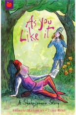 shakespeare for kids, as you like it