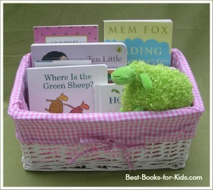book gift basket