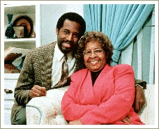 ben carson and mother