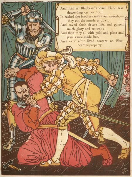 A Summary and Analysis of the 'Bluebeard' Fairy Tale