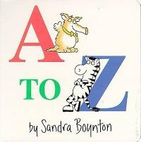 sandra boyntons a to z