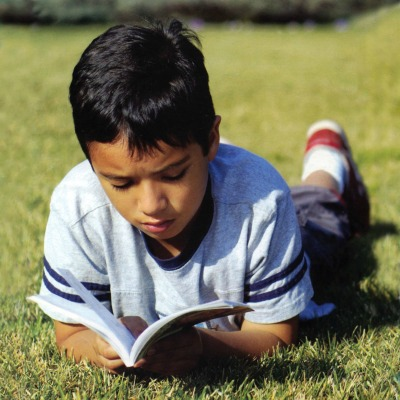 boy reading, importance of reading