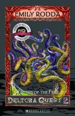 cavern of the fear, deltora quest