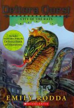 city of the rats, deltora quest