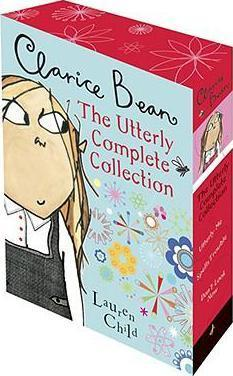 clarice bean the utterly complete collection
