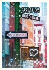 dash and lilys book of dares, books for teen girls