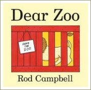 dear zoo, board books