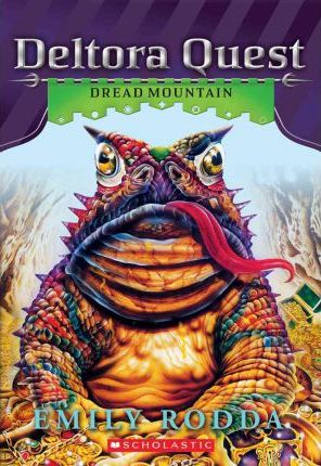 dread mountain, deltora quest
