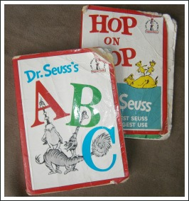 list of dr seuss books,
