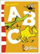 dr seuss abc, books for toddlers