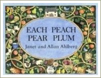 each peach pear plum, best books for babies