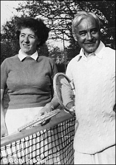 enid blyton and husband