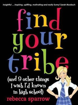 find your tribe, raising girls