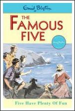 Five have plenty of fun