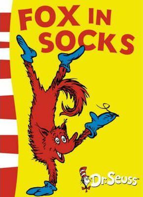 fox in socks, dr seuss