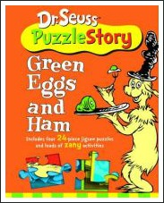 green eggs and ham puzzle story