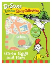 green eggs and ham stickers