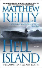 hell island, matthew reilly