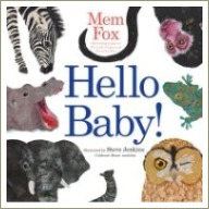 hello baby, mem fox