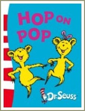 hop on pop, list of dr seuss books,
