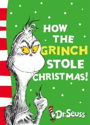 how the grinch stole christmas, dr seuss