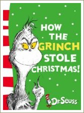 Christmas stories, how the grinch stole christmas