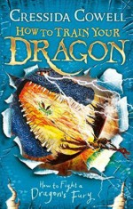 how to fight a dragons fury, cressida cowell