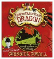 how to train your dragon, audio books for children