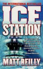 ice station, matthew reilly