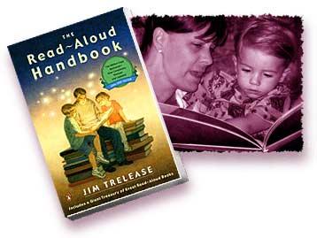 jim trelease, the read aloud handbook