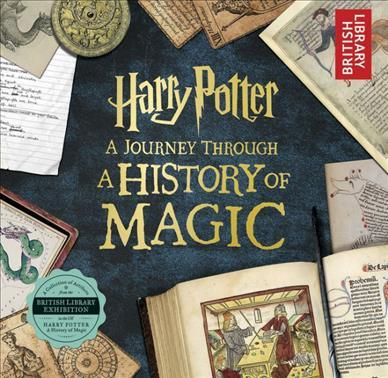 harry potter, a journey through a history of magic