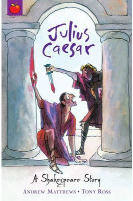 shakespeare for kids, julius caesar